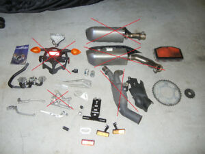 2009 Yamaha R1 Stock Parts