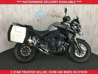TRIUMPH EXPLORER TIGER EXPLORER 1215 ABS MODEL SIDE LUGGAGE 2014 14