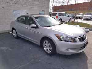LOADED ACCIDENT FREE HONDA ACCORD V6 1 OWNER CARPROOF AVAILABLE