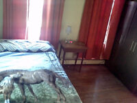 Furnished rooms upper West, fibre-op, cable, parking, laundry