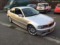 BMW 325CI Coupe M SPORT 2004 Automatic