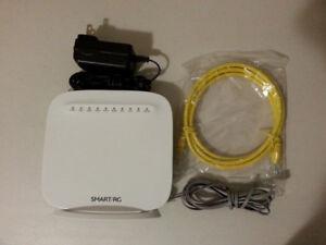 Modem routeur NEUF sans fils wi-fi ADSL2+ / VDSL SmartRG SR 505N