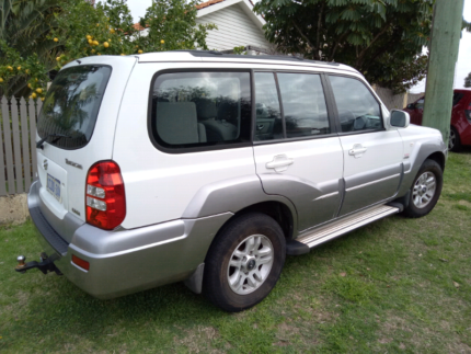2005 Hyundai Terracan One owner 4WD Lathlain Victoria Park Area Preview