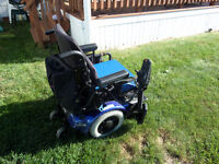 Electric power wheel chair. PRICE REDUCED! $750.00