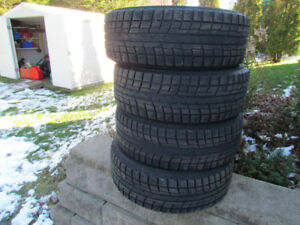 Yokohama ice Guard Tires 205/60R16