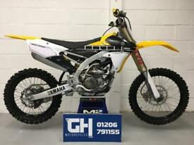 2016 YAMAHA YZ250F IN VERY GOOD CONDITION | STANDARD | 60TH ANNIV YZF250 YZ-F