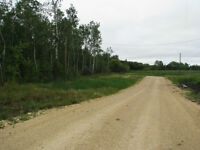 Private Sale Lake View Cottage Lot 2 hours from Winnipeg