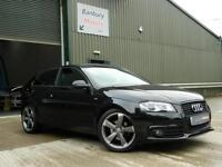 Audi A3 2.0TDI (140ps) Black Edition Hatchback 3d 1968cc