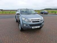 Isuzu D-Max Td Eiger Dcb Pick-Up 2.5 Manual Diesel