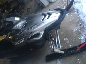 2005 Yamaha vector rs in mint condition with ownership