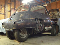 Wanted Isetta cars and parts
