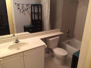 Furnished Room Available April 1 with Private Washroom