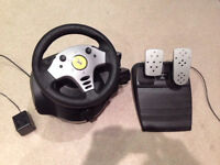 Race Wheels for Gaming