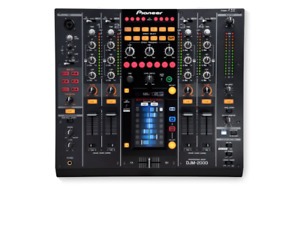 BRAND NEW condition pioneer djm 2000 with a decksaver. $1790 OBO