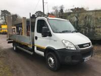 Iveco Daily 70c18 Beaver Tail