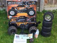 HPI Savage XL