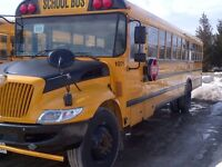 Now Hiring School Bus Drivers - Collingwood and surrounding area