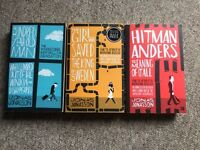 3 x books Jonas Jonasson