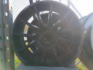 USED OEM AND AFTERMARKET RIMS, SIZES 15, 16 , 17 ,18 AND 20'S