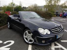2008 (08) Mercedes-Benz CLK200 Kompressor 1.8 Sport Automatic - Convertible