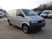 VOLKSWAGEN TRANSPORTER 2.0 TDi | SWB | 1 OWNER | FSH | 2012 MODEL