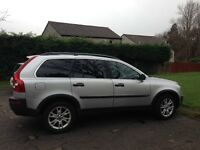 Automatic Volvo XC90 excellent condition 55 plate £3900 no offers