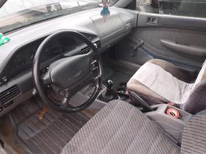 1995 Ford Escort Gt 2 door Hatchback