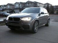 2014 BMW X5 35i M sport package line SUV, Crossover