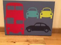 NEXT VEHICLE CANVAS AND LIGHTSHADE
