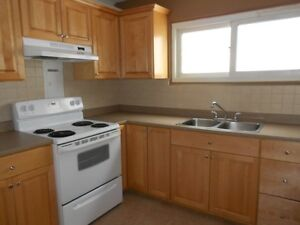 Available April 1st, 2 bedroom all incl with lots of renos $750