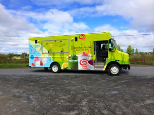Limited time offer book your 14' Food truck for 2017 Kingston Kingston Area image 1