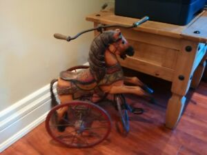 Antique Horse bicycle