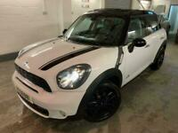 2012 MINI Countryman LHD Left Hand Drive 2.0 Cooper SD ALL4 5dr Auto Hatchback D