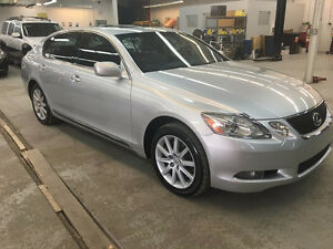 2007 Lexus GS Sedan