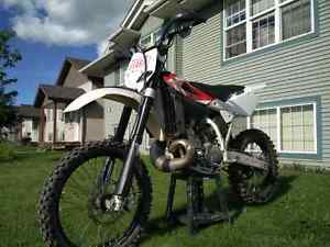 2011 Husqvarna WR 250 2stroke Dirt Bike