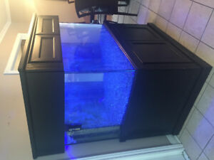 Aquarium deep dimension sump