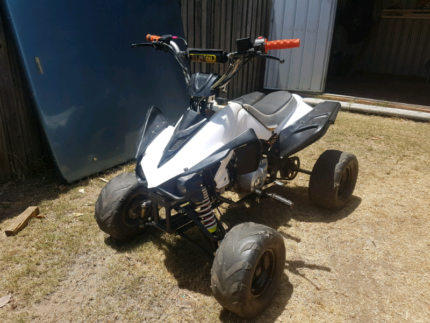 110cc LIFAN auto 4speed reverse Eagleby Logan Area Preview