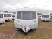 Sterling Europa 460 - Used 2 Berth - Tourer Caravan 2011