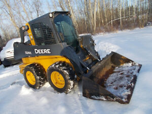 John Deere Skid Steer Find Heavy Equipment Near Me In Alberta