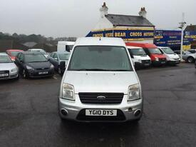2010 FORD TRANSIT CONNECT 90 T230 TREND MANUAL SILVER