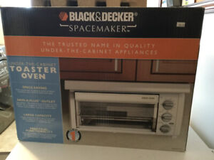 Space maker Toaster Oven