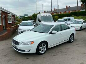 image for 2014 64 VOLVO S80 2.4 D5 215 TWIN TURBO SE WHITE SALOON DIESEL EX POLICE