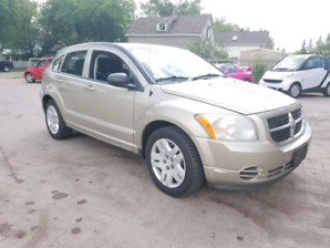 *2010 DODGE CALIBER SXT AUTOMATIC, 6 MONTH WARRANTY INCLUDED **