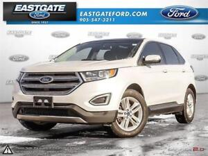 2015 Ford Edge SEL - Leather Moonroof