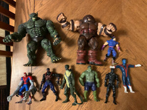 Lots Of Action Figures For Sale Or Trades?