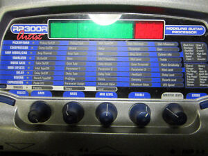 Digitech RP300A Guitar Multieffects Windsor Region Ontario image 5