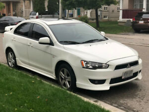 2009 automatic Mitsubishi Lancer for sale.