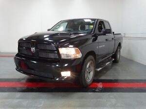 2012 Ram 1500 Sport   - Sunroof - UCONNECT - $221.51 B/W