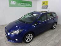 BLUE FORD FOCUS 1.6 ZETEC TDCI ***FROM £103 PER MONTH***