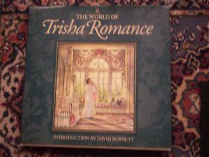 The World of Trisha Romance Art Book